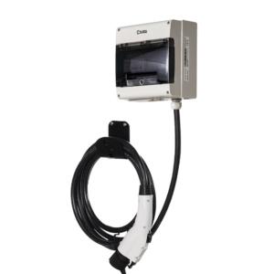 Punkt ładowania Samochodu elektrycznego przewód Typu 1