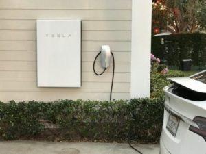 zainstalowany Tesla Powerwall
